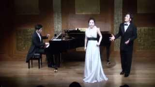 오페라 '돈 조반니' Don Giovanni -La ci darem la mano 소프라노 윤정인,바리톤 김진추