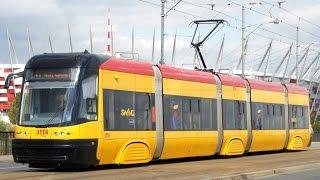 видео Автобусы Варшава