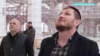 В Чечне открыли крупнейшую в Европе мечеть