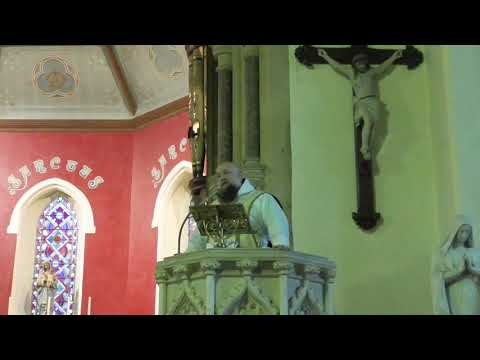 Father Isaac Mary Relyea on the Christian Duty of Suffering with Christ