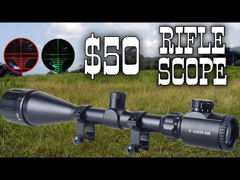Worlds Best 50$ Scope Ever ?