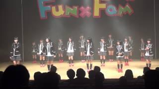2014/02/02 15時~ Fun×Fam 結成3周年記念ミニライブ 第2部 和歌山マリ...