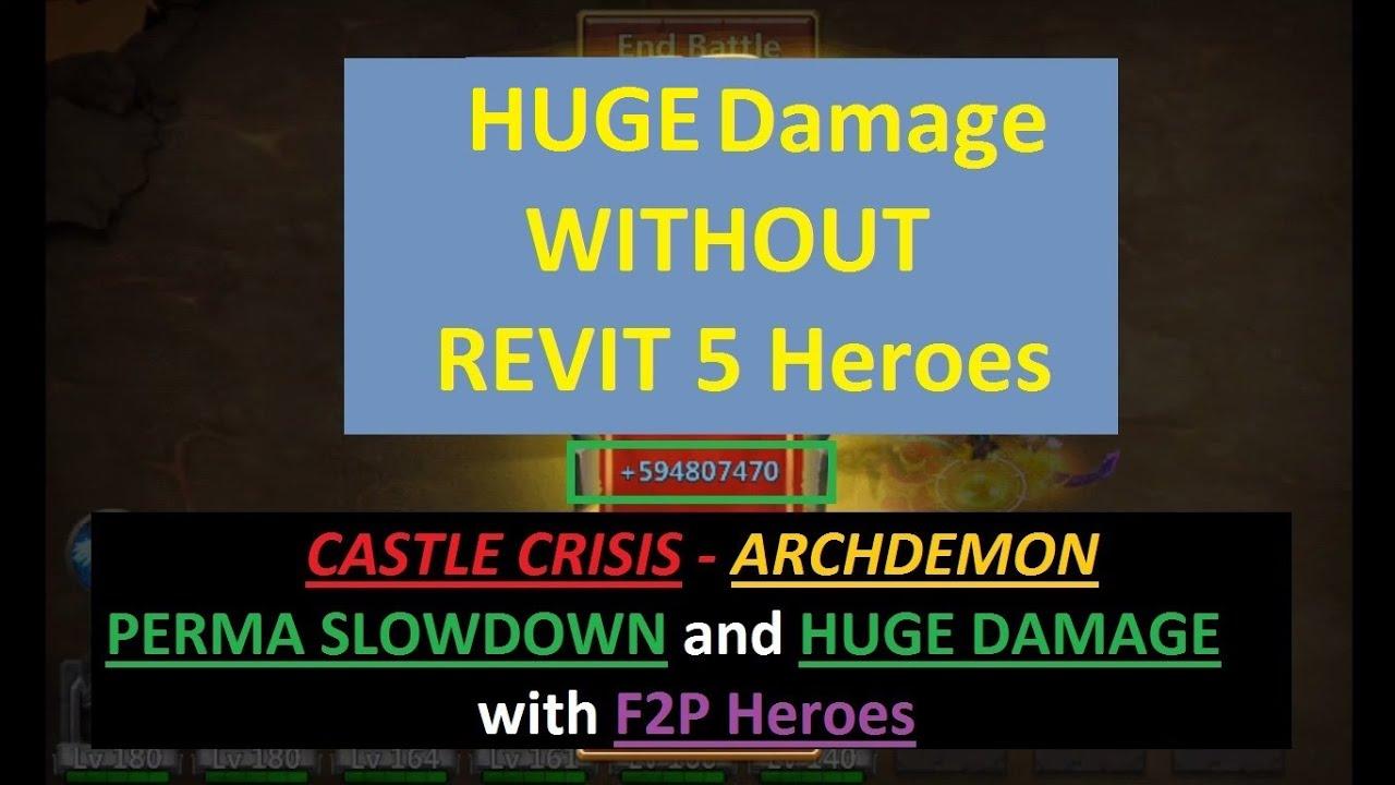 Archdemon | Hellas Guild of Castle Clash