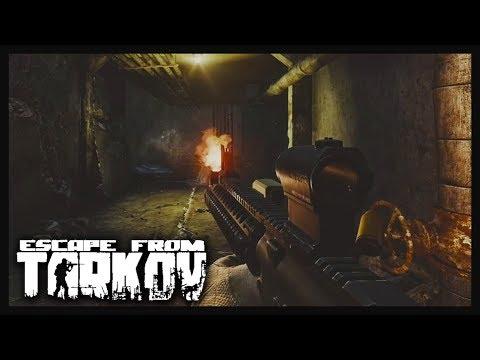 Short M4 in Factory - Escape from Tarkov