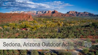 Sedona Outdoor Activities | Top-5 Favorite Sedona AZ Outdoor Activities