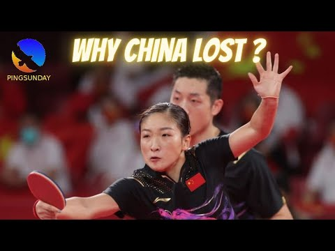 Download Why China lost in the final Tokyo Olympics table tennis