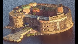 The Abandoned Russian Fort! You will be surprised what was in it before