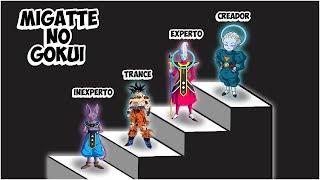 Explicación: Los usuarios más poderosos del Migatte no Gokui - Dragon Ball Super.