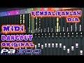 Kembalikanlah Dia Midi Dangdut Original Korg PA 600