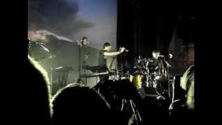 Gotye - Eyes Wide Open (INTRO) LIVE @ Aragon Ballroom, Chicago