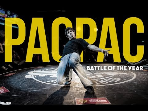 """Bboy Pac Pac """"DROPPING BOMBS"""" 