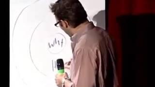Simon Sinek - TED - Golden Circle - Circulo de Oro - subtitulos en español