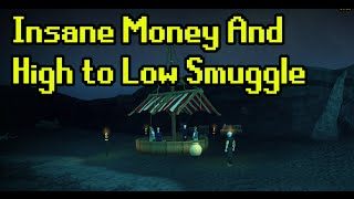 Darkscape Money Spot/High to Low Smuggle!!