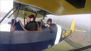 Pietenpol Aircamper G-BVYY - Mick Fellows 1st flight
