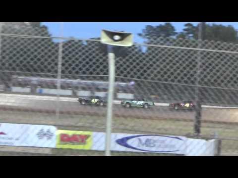 Ark La Tex Speedway Factory stock heat 2 tootsie smith