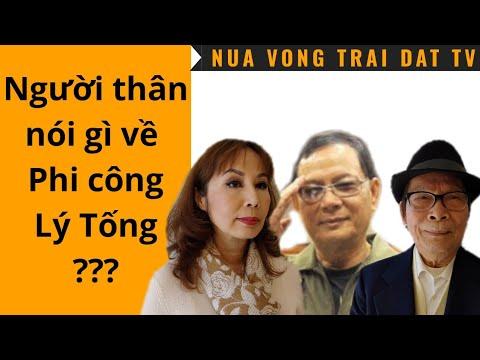 🆕 Người thân nói gì về phi công Lý Tống ?
