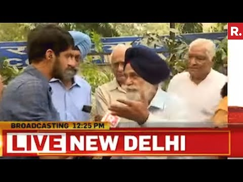Ex-Servicemen Demanding OROP Forcefully Evicted