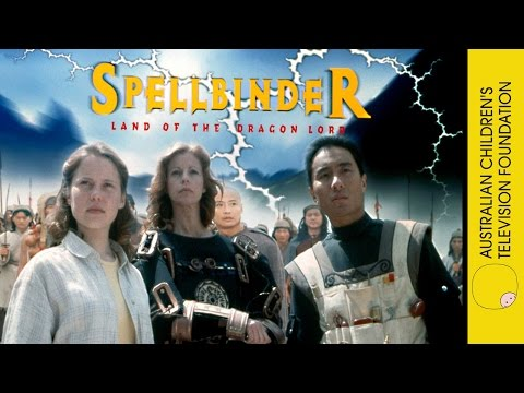 Spellbinder - Series 2 Trailer (Land of the Dragon Lord)
