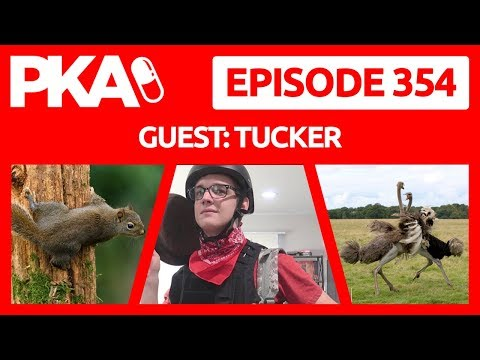 PKA 354 w/Tucker - Gal Gadot vs Tucker, Street Pooping, Alex Jones Takeover