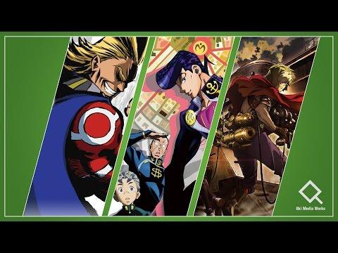 Temporada Anime Primavera 2016