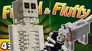 FRIGIEL & FLUFFY : LES TERRES DÉVASTÉES | Minecraft - S4 Ep.43 thumbnail
