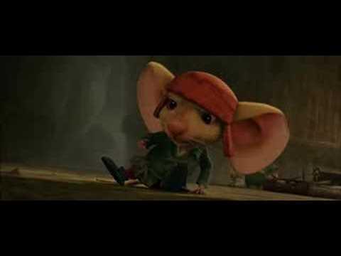 The Tale of Despereaux [2008] - Movie Trailer