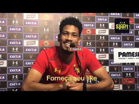 """[Eu Pratico Sport TV] Hernane: """"Temos a obrigação de ganhar a próxima partida!"""""""
