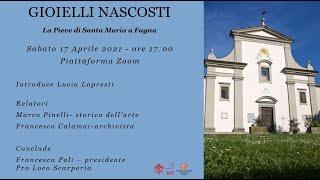 Gioielli nascosti: La Pieve di Santa Maria a Fagna