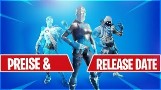 *NEU* Preise & Release Date FROZEN LEGENDS PACK - Fortnite News