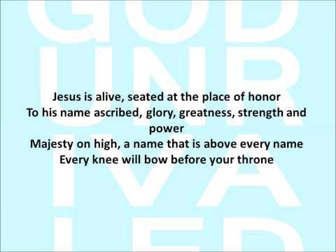 Kevan Duke - Jesus Is Alive (Lyrics)