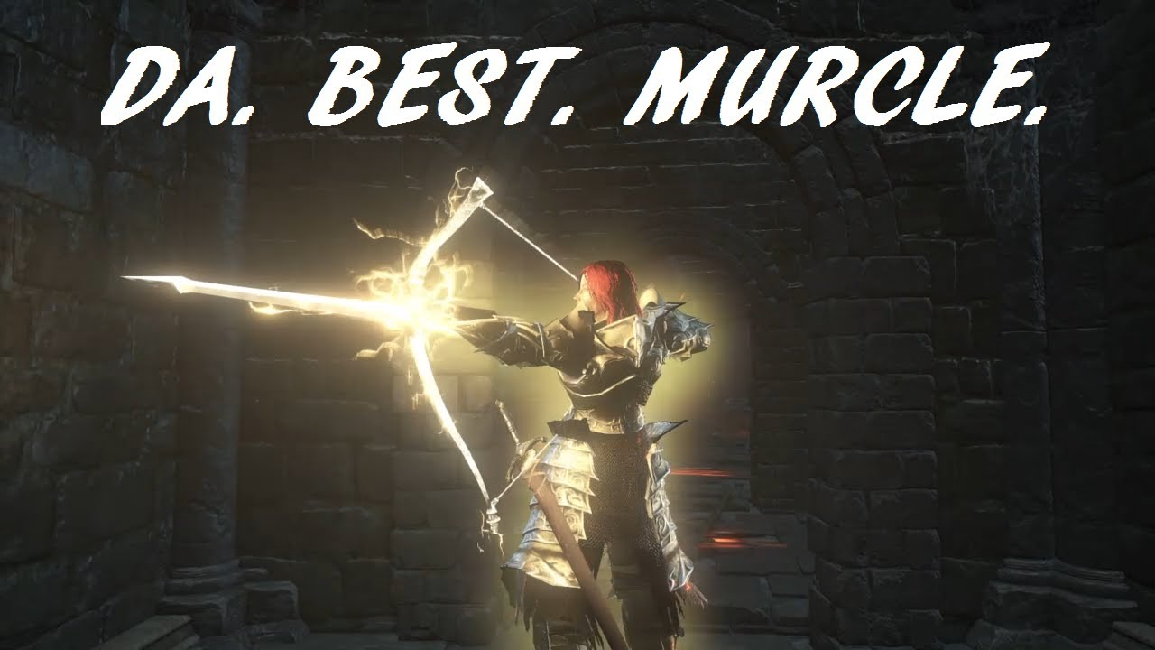 Dark Souls  Lightning Spear Build