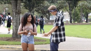 Cholo asking girls out uncut