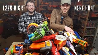 12th Night Goodwill Nerf Hunt