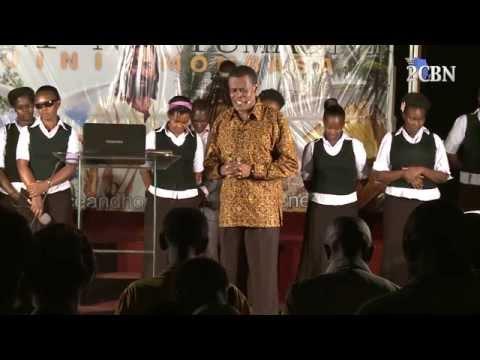 Karibia Kisima cha Amani  - Pr. Geoffrey Mbwana