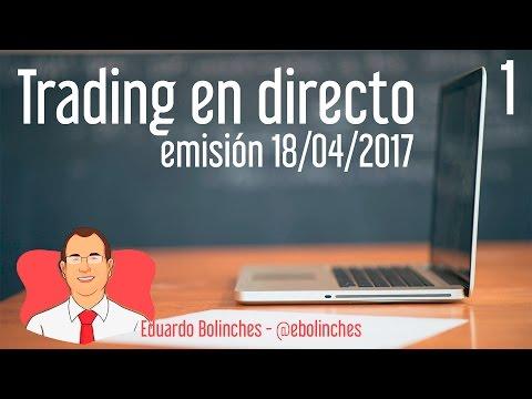 Trading en Directo para alumnos - Sesión 1 - Descubre como se puede hacer un Trading real y honesto