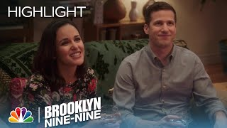 Brooklyn Nine-Nine - Jake & Amy's Dads Get Drunk & Things Get Competitive (Episode Highlight)
