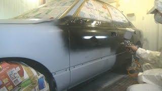 видео Покраска автомобиля