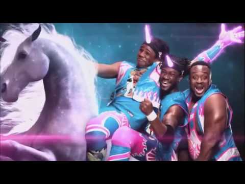 WWE New Day Theme Song 2016 (With Quotes)