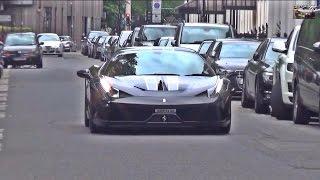 Ferrari 458 Speciale 2014 Videos