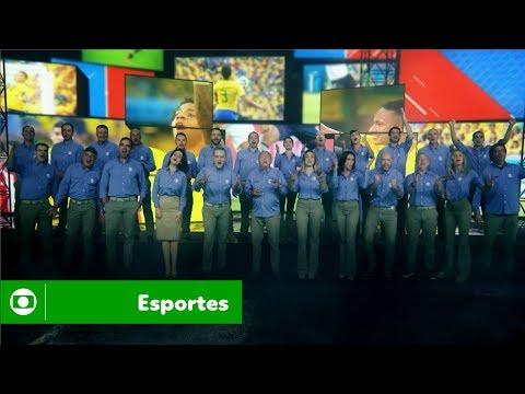 Globo Na Copa: equipe está pronta para o Mundial na Rússia