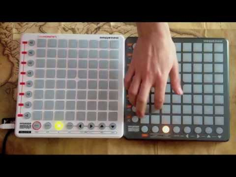 Helixus live - Martin Garrix - Animals launchpad performance