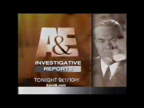 Investigative Reports Richard Speck on A&E commercial 1999