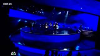 Группа Евы Польной ( шоу Хочу к Меладзе. 9 Выпуск. 01.11.2014 )