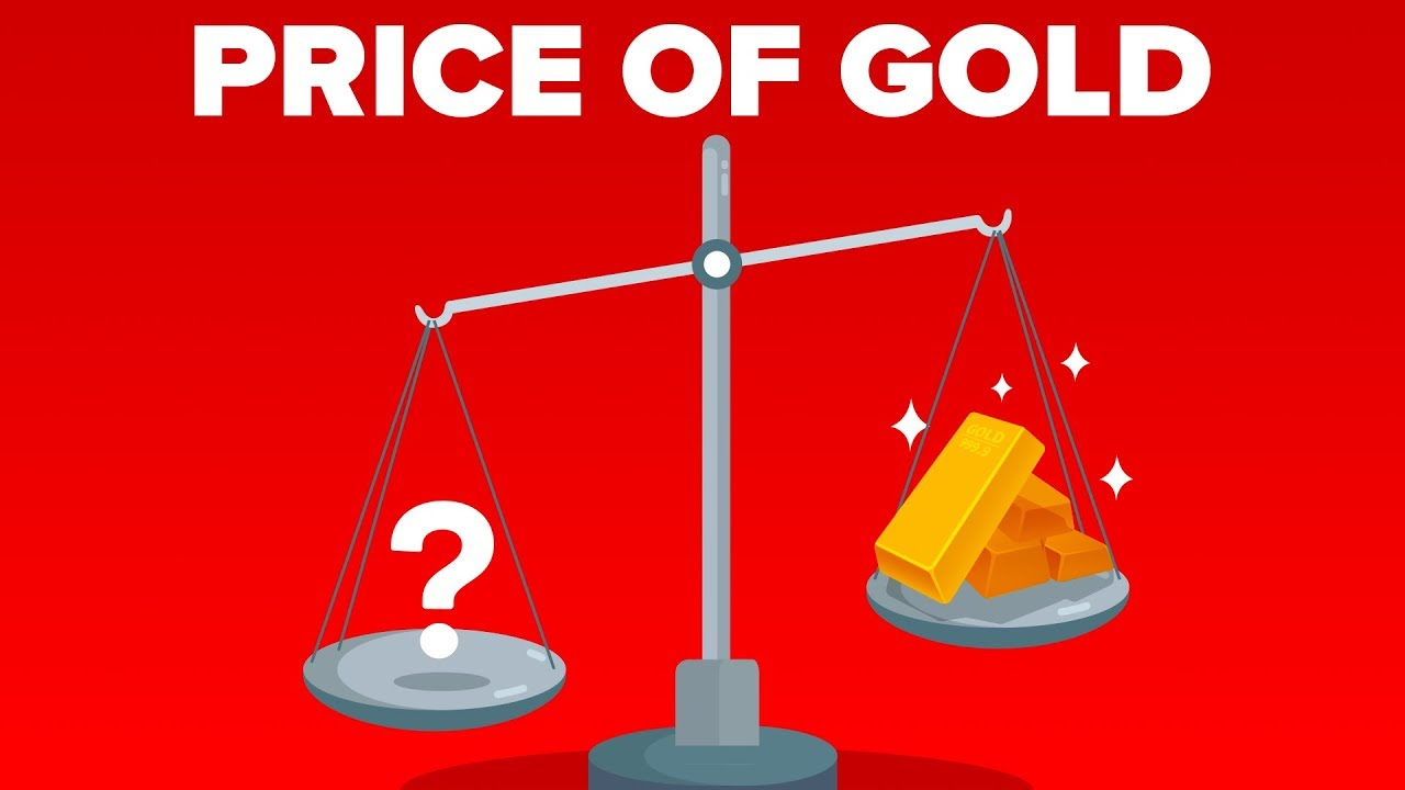 Why Is Gold Expensive Anyway?