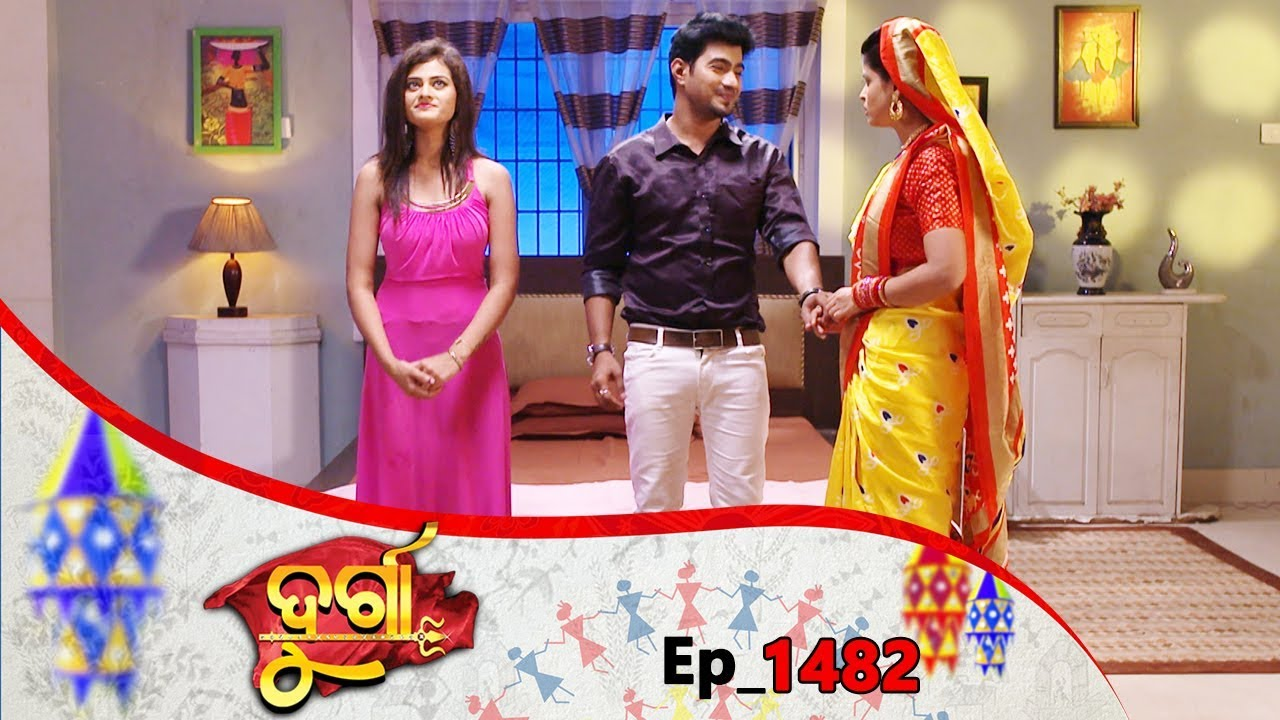 Durga | Full Ep 1482 | 10th Sep 2019 | Odia Serial – TarangTV