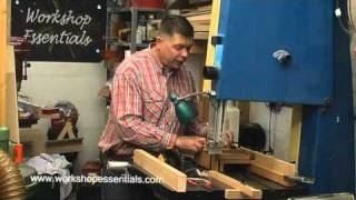 The Ultimate Bandsaw Tenon Jig