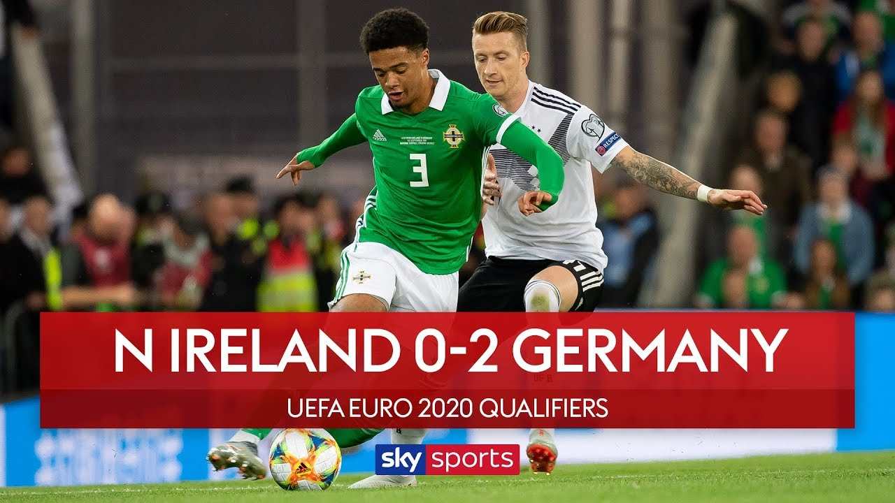 Stunning volley silences Belfast | N Ireland 0-2 Germany | Highlights | UEFA Euro 2020 Qualifiers