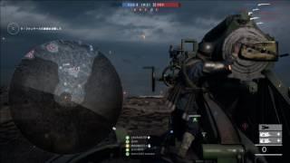 【BF1】攻城砲体験