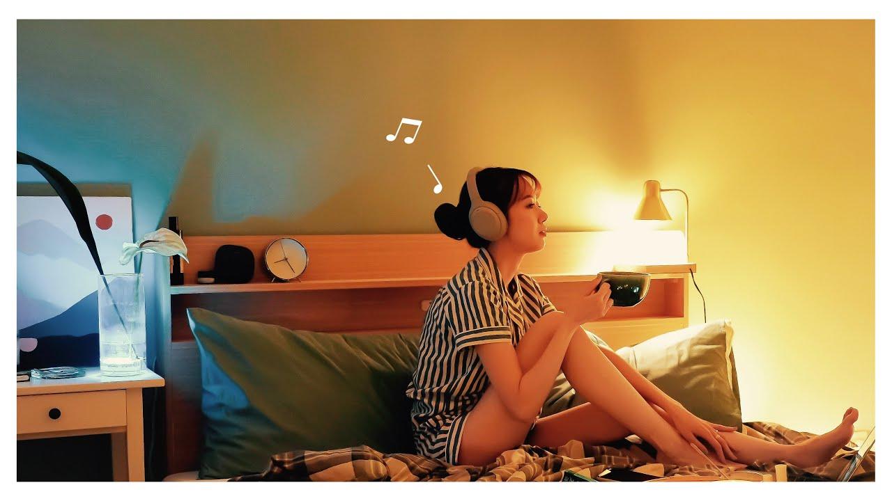 【Playlist】寝る1時間前に聴くプレイリスト🌝( Study, Work, Relax...)