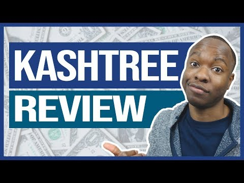 KashTree Review: Signed Up For FREE And THIS HAPPENDED...(LEGIT Or SCAM?)